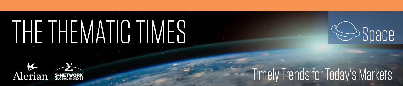 Thematic Space Banner